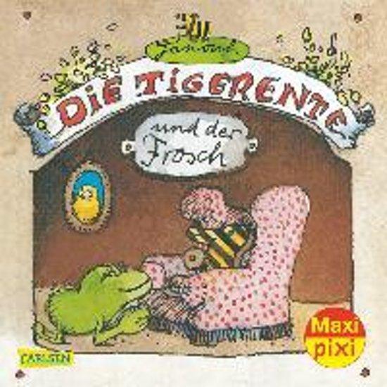 Maxi-Pixi Nr. 213: VE 5 Die Tigerente und der Frosch