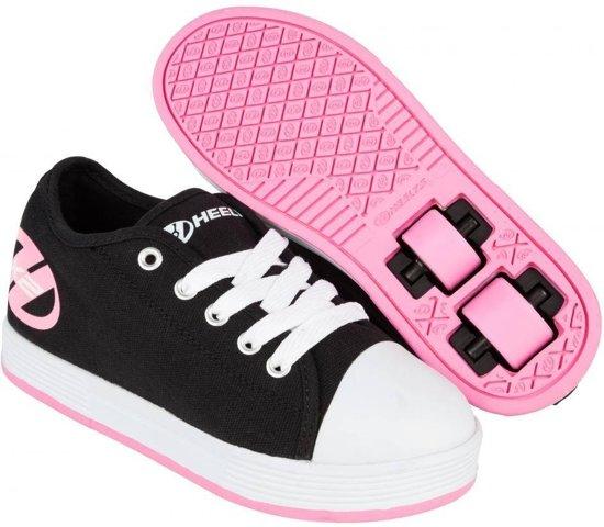 Heelys Baskets Frais X2 Chaussures Junior - Taille 35 - Unisexe - Noir / Rouge Ydpo1
