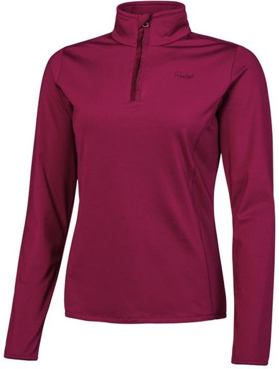 Protest Fabrizoy Redxs Fleece 34 Dames Beet Top gqxTU1wg
