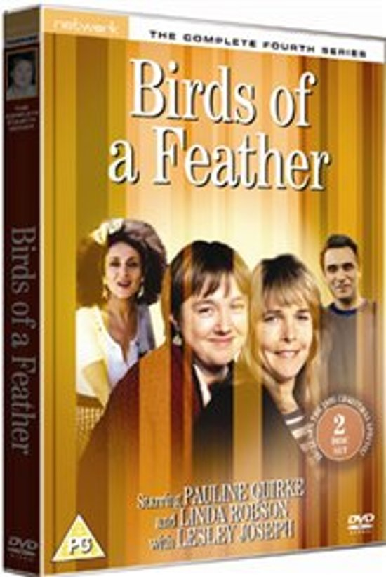 Birds Of A Feather: The Complete Fourth Series