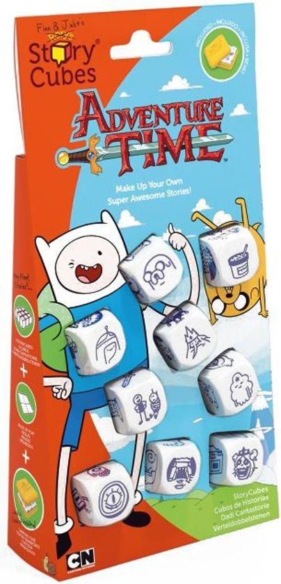 Afbeelding van het spel Rory's Story Cubes - Adventure Time