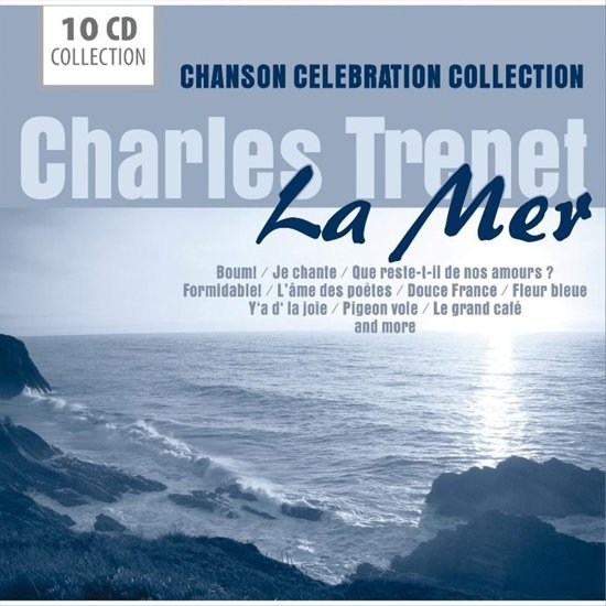 La Mer - Chanson Celebration Collec