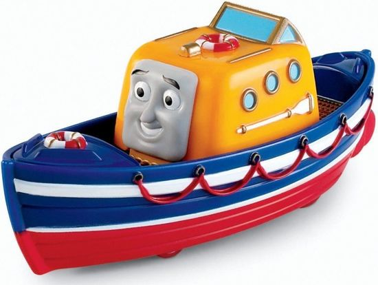 Fisher-Price Thomas de Trein Kapitein