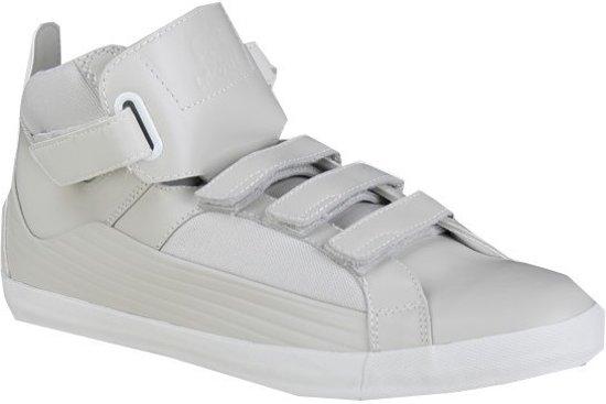 Blanc Vintage Chaussures Vintage Pour Les Hommes Lacoste Indiana LcFgAQEC2