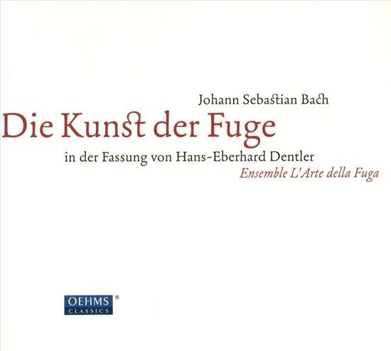 The Art Of The Fugue (Hans-Eberhard