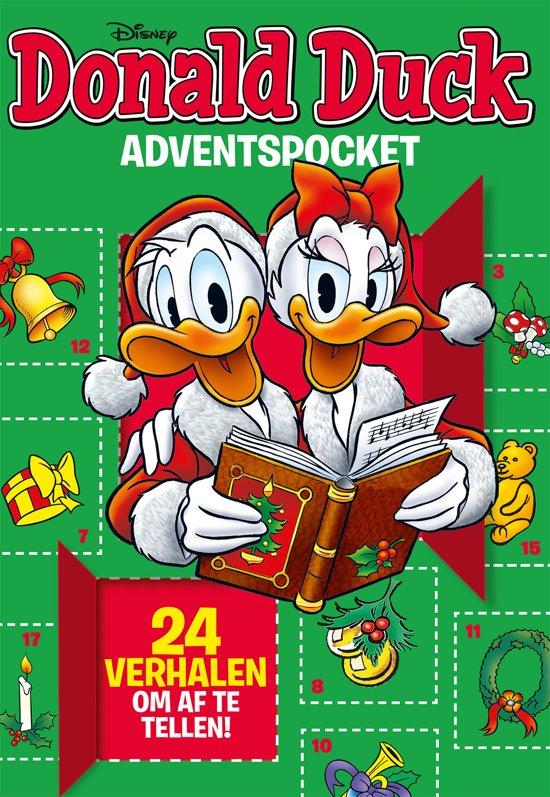Afbeeldingsresultaat voor donald duck adventspocket