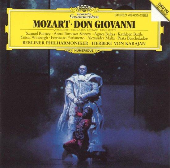 Don Giovanni(Highlights)