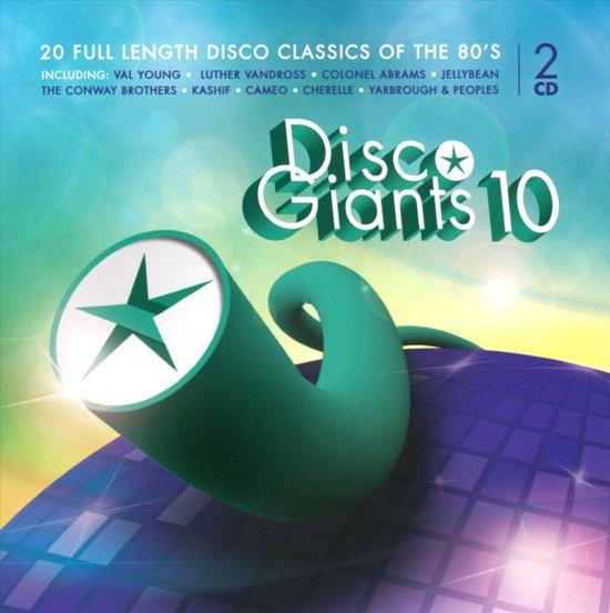 Disco Giants 10