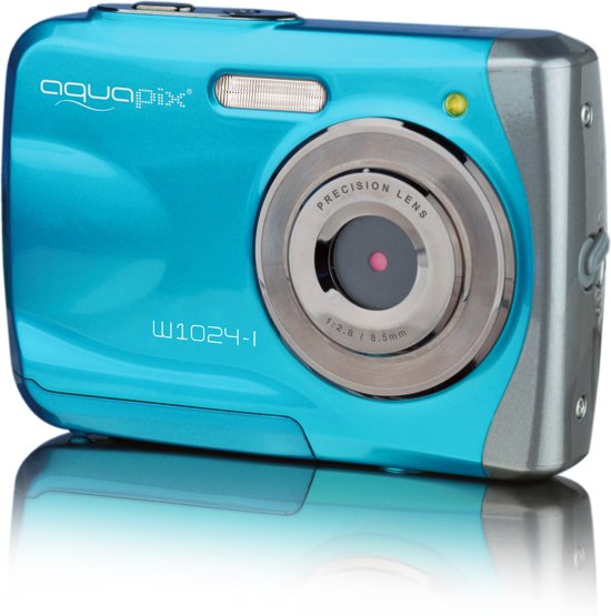 Easypix Splash W1024 - Blauw
