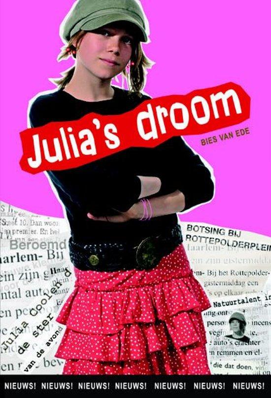 Nieuws! - Julia's droom - Bies van Ede pdf epub