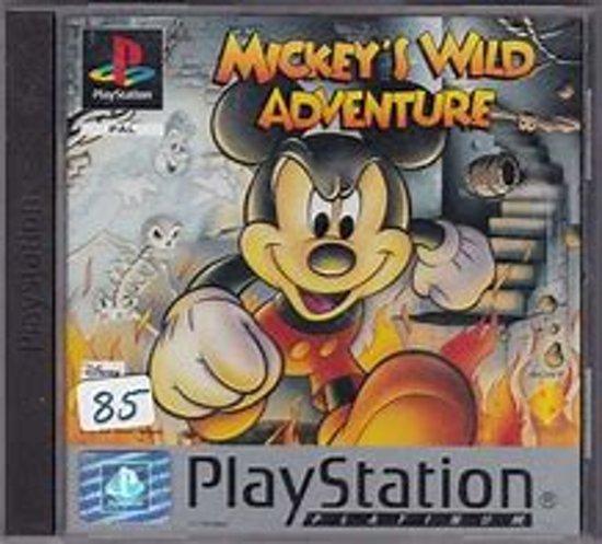 mickeys wild adventures