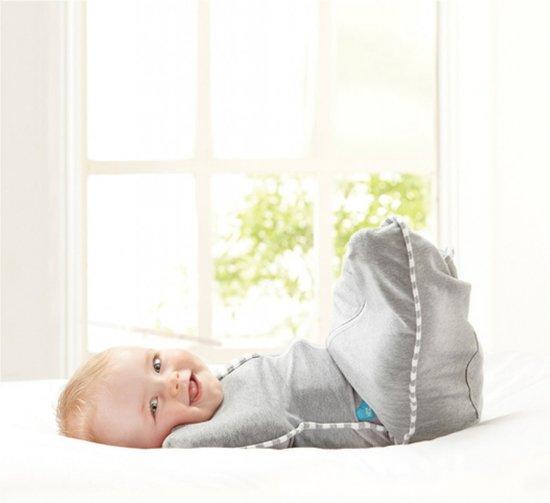 Love To Dream Swaddle Up Grey Medium 6-8.5 kg Inbakerslaapzak L1001001GRM