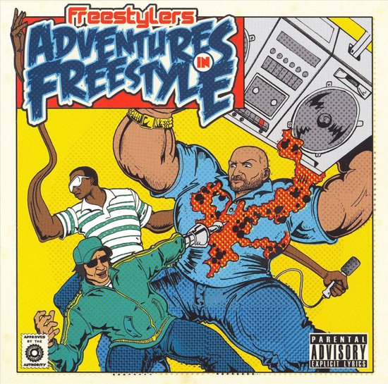 Freestylers - Adventures Of Freestyle