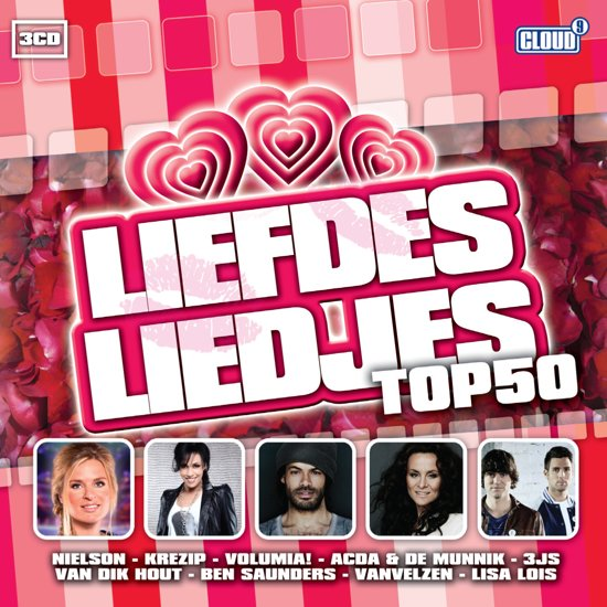 Liefdesliedjes Top 50