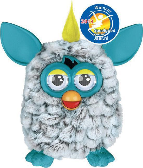 Furby Raincloud - Wit