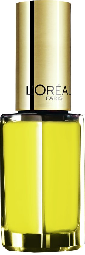L'Oréal Paris Color Riche Le Vernis - 240 Pop Corn - Geel - Nagellak