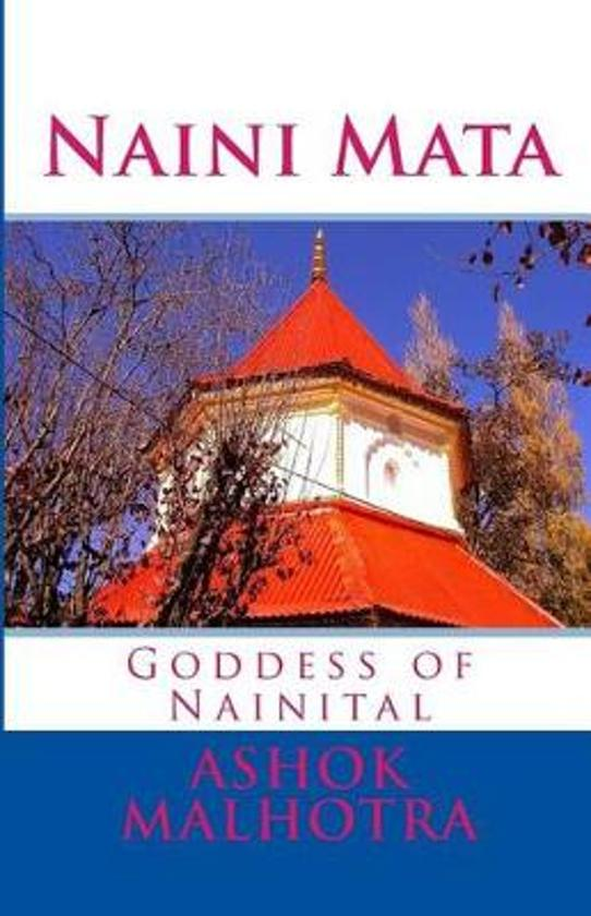 Boek cover Naini Mata van Dr Ashok Malhotra (Paperback)