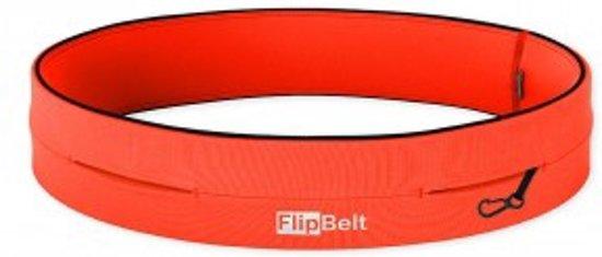 Flipbelt - Running belt - Hardloop belt- Hardloop riem - Oranje - XL