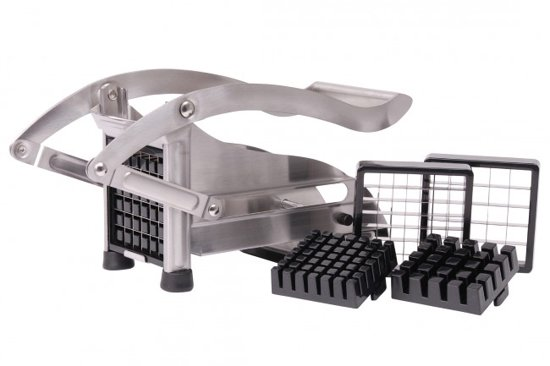 Imperial Kitchen Frietsnijder rvs 8/12mm 2 maten friet: 8/12mm