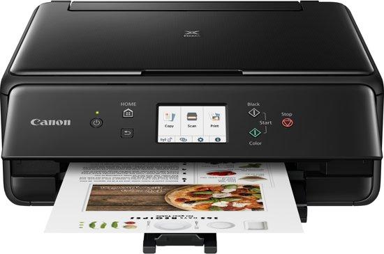 Canon PIXMA TS6250 - All-in-One Printer / Zwart