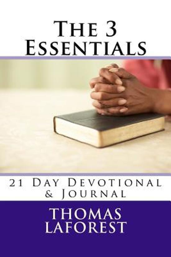 The 3 Essentials