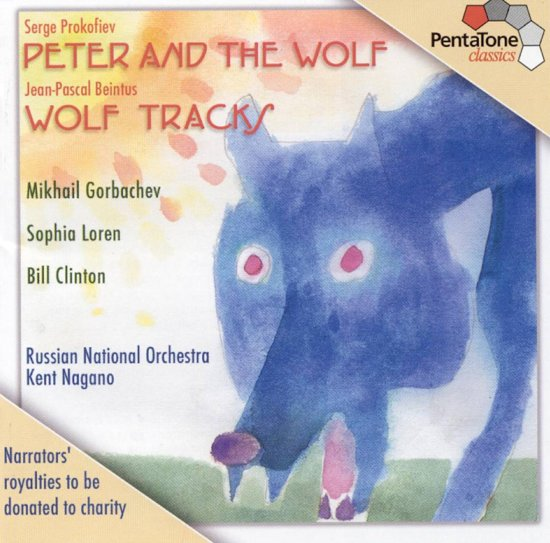 Prokofiev: Peter and the Wolf, etc. - Russian National Orchestra/Nagano -SACD- (Hybride/Stereo/5.1)