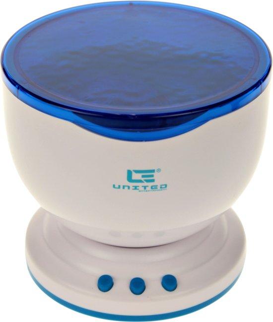Ocean Projector Pot