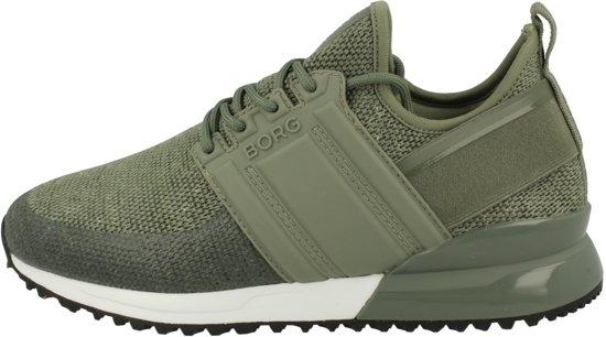 4df7a85d Bjorn Borg R220 Low Sck Mlg W Sneaker Women Green 40