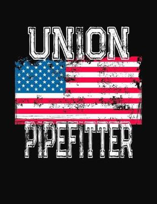 Union Pipefitter: College Ruled Composition Notebook