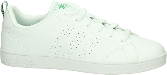 Adidas - Advantage Clean Vs - Sneaker laag sportief - Dames - Maat 36 - Wit  - Ftwr White/Ftwr White/Green
