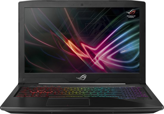 Asus ROG Strix GL503VD-FY127T - Gaming Laptop - 15.6 Inch