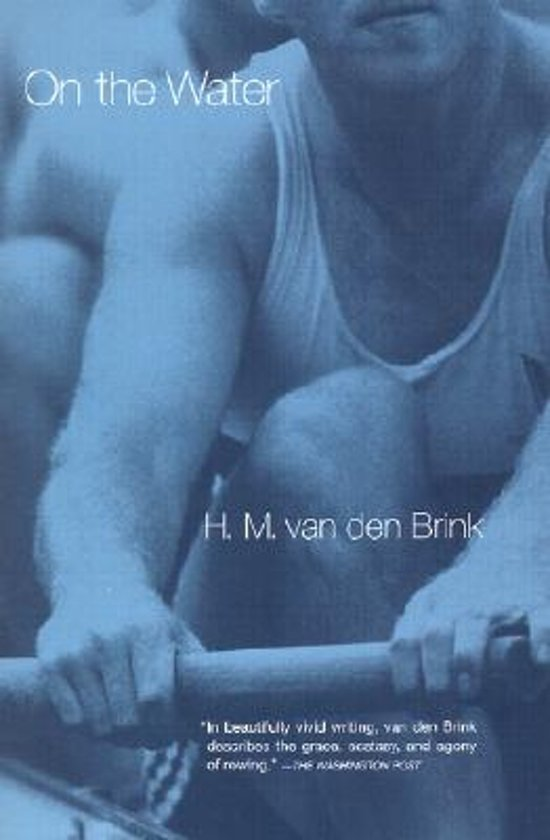 Boek cover On the Water van H M Van Den Brink (Paperback)