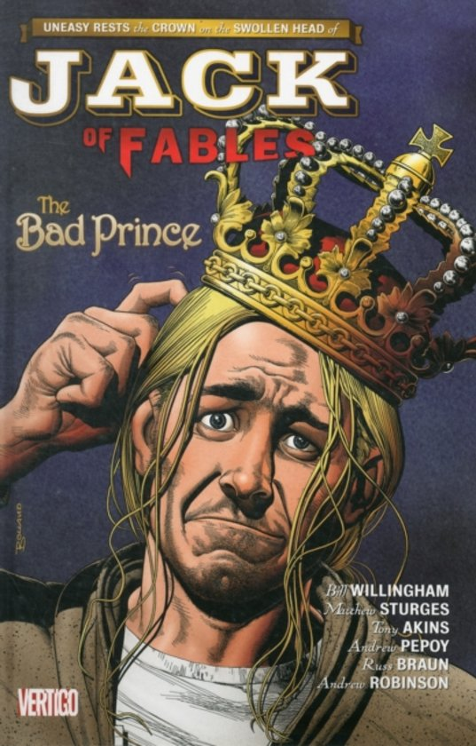 Jack Of Fables Vol 03