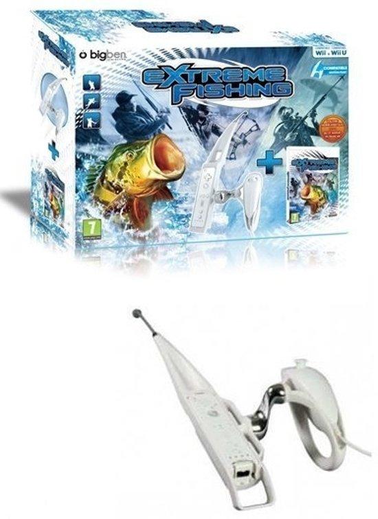 eXtreme Fishing + Rod (Bundel)  Wii / Wii U kopen