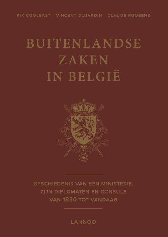Buitenlandse zaken in België (E-boek - ePub-formaat)
