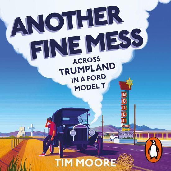 Boek cover Another Fine Mess van Tim Moore (Onbekend)