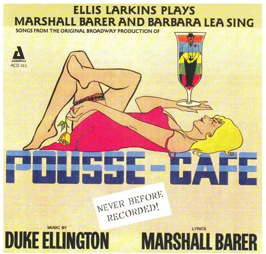 Pousse Cafe - Songs From The Origin