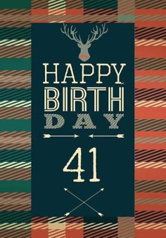 Happy Birthday 41