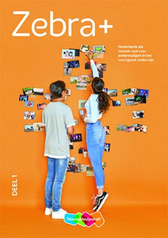 Zebra Werkboek deel 1 inclusief online leerplatform