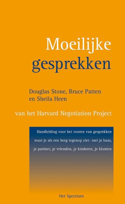 Boek cover Vantoen.nu - Moeilijke gesprekken van David Stone (Onbekend)