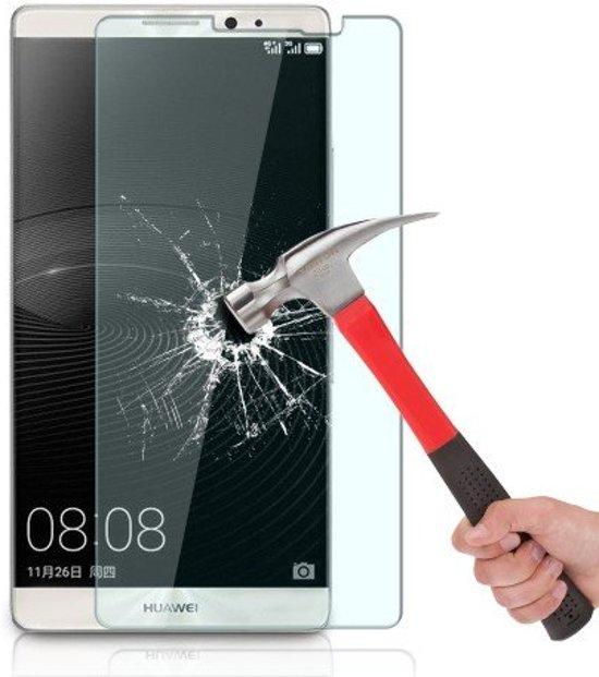 Huawei Mate 8 Tempered Glass Screenprotector in Wezel