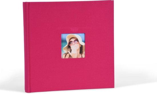 Fotoalbum - Henzo - Mika fresh - 100 foto's - Roze