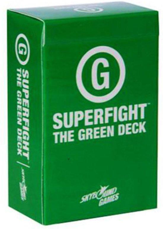 Afbeelding van het spel Superfight The Green Deck