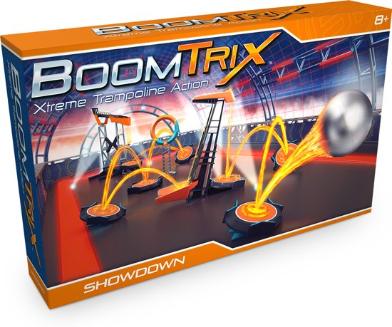 BoomTrix - Showdown Set - Constructiespeelgoed - Goliath