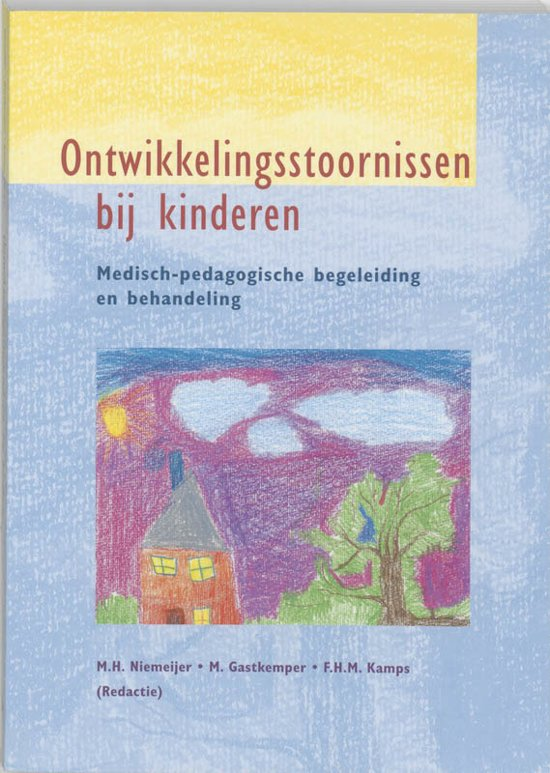 Boek cover Ontwikkelingsstoornissen Bij Kinderen van M.H. Niemeijer (Paperback)