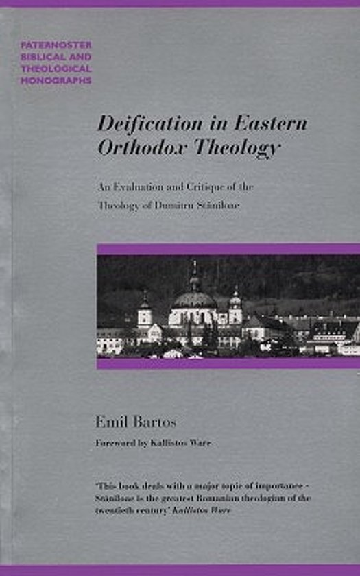 Deification in Eastern Orthodox Religion