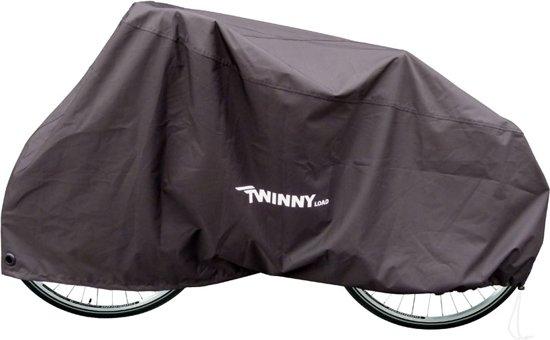 Twinny Load Fietshoes - Hoes voor 1 Fiets - Zwart