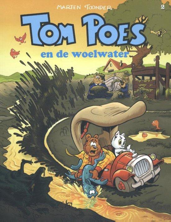 b412c4e9725f7a Tom Poes avonturen 2 - Tom Poes en de woelwater