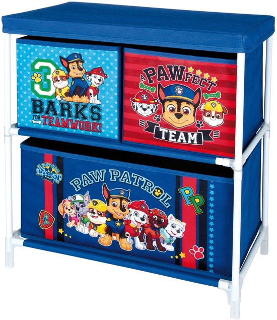 kast paw patrol. Black Bedroom Furniture Sets. Home Design Ideas