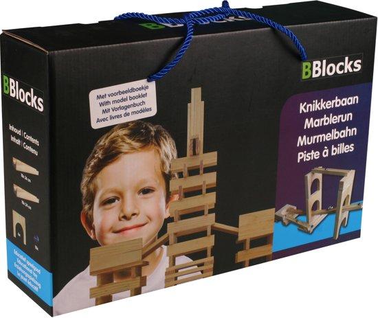 Bblocks Knikkerbaan